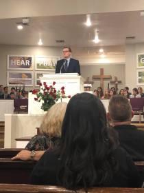 Testimony at Faith Baptist Wildomar